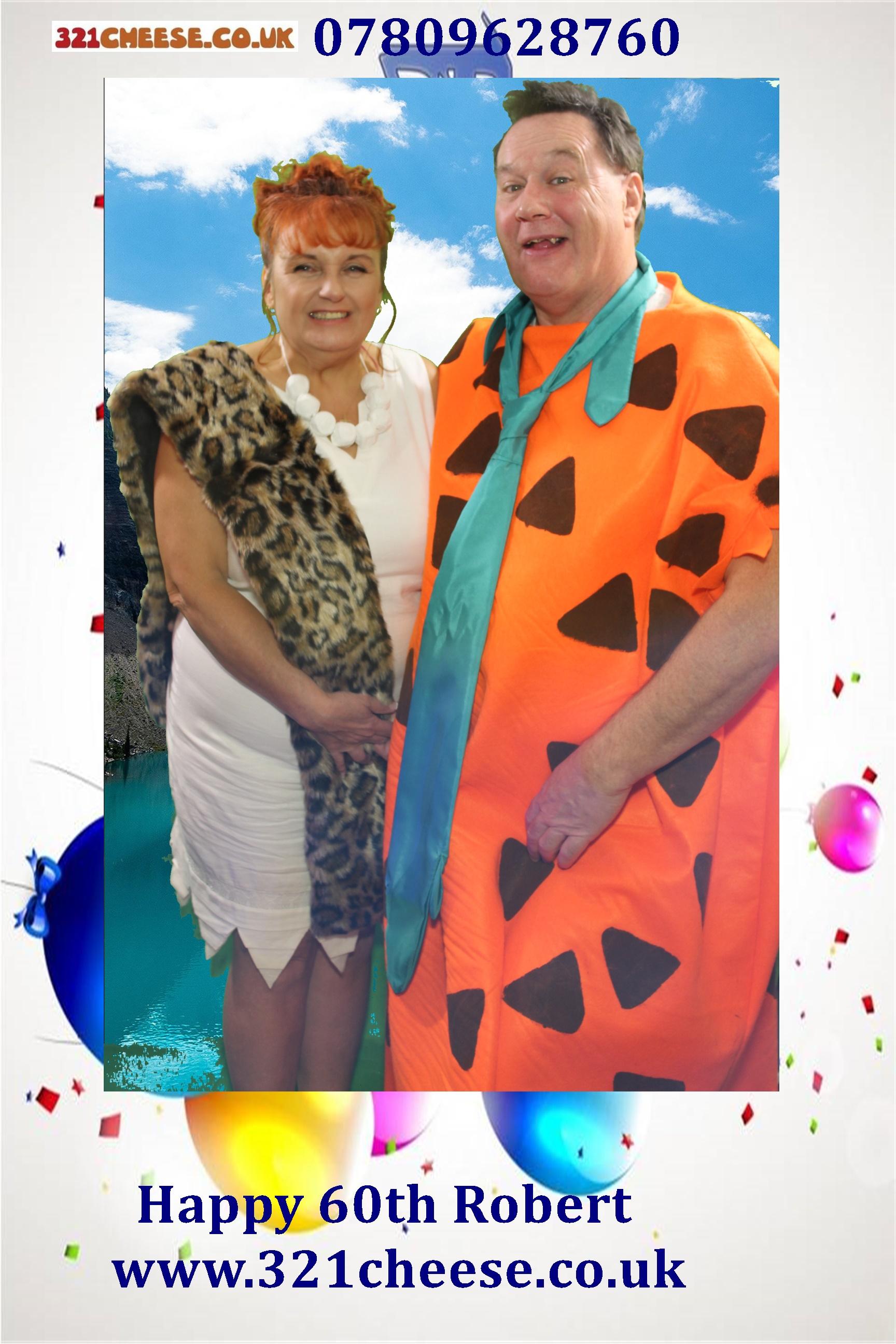 Fancy Dress 60th Birthday Party